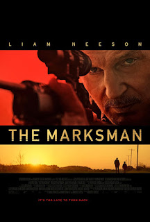 The Marksman[2021][NTSC/DVDR-Custom HD]Ingles, Español Latino