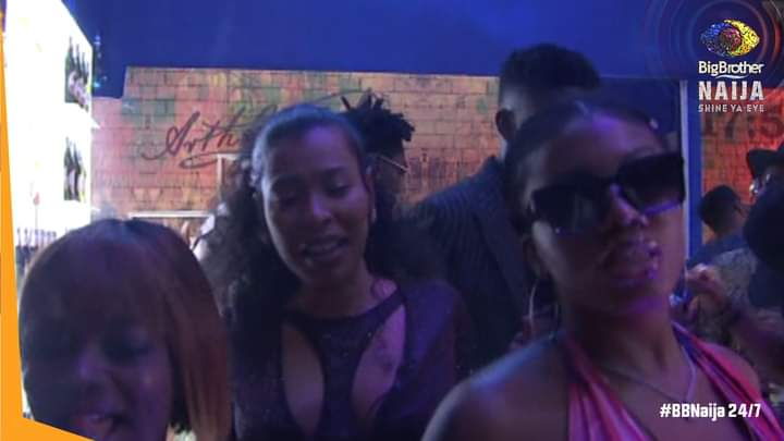 BBNaija 2021: Check Out 10 Pictures From Saturday Night Party