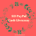 $15 PayPal Cash Giveaway & Chestnuts Roasting Giveaway Hop
