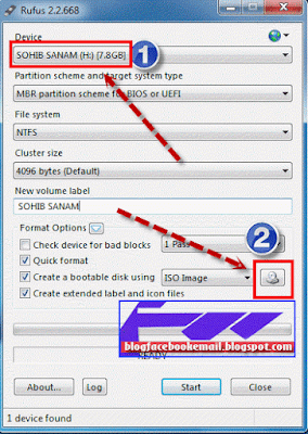 cara membuat bootable di flashdisk