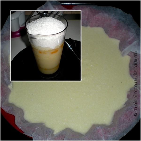 Torta al limone e cocco (senza lievito)