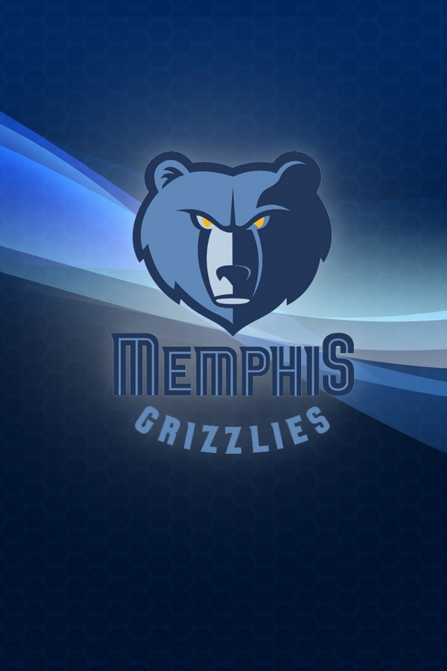 Abstract Animal Wallpaper Memphis Grizzlies Download Iphone Ipod Touch Android