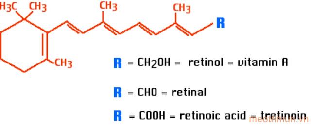 Retinoids là gì và công dụng của Retinol