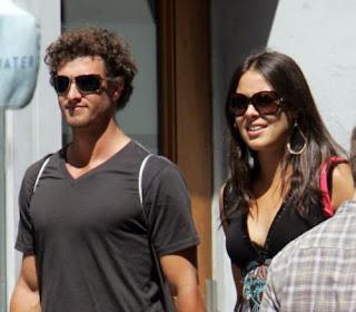 Adam Scott And Ana Ivanovic