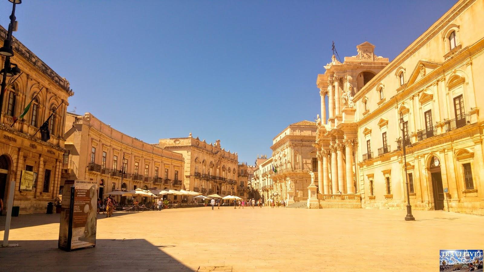 Italie Sicile Syracuse / Syracusa