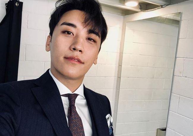 Seungri Bigbang Dirumorkan Pacaran Dengan Yoo Hye Won, Agensi Beri Tanggapan Berbeda