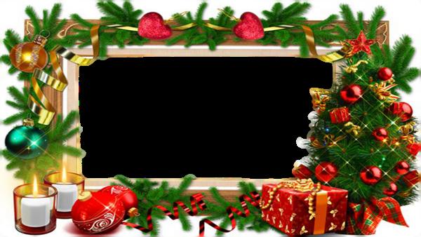 Moldura para o natal personalizada for Molduras para espejos online