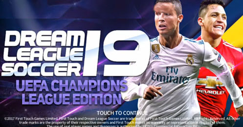 Dream League Soccer 2019 Mod UEFA Champions League Apk Terbaru (351 MB)