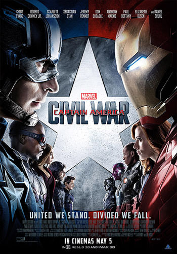 Download Captain America: Civil War in Hindi