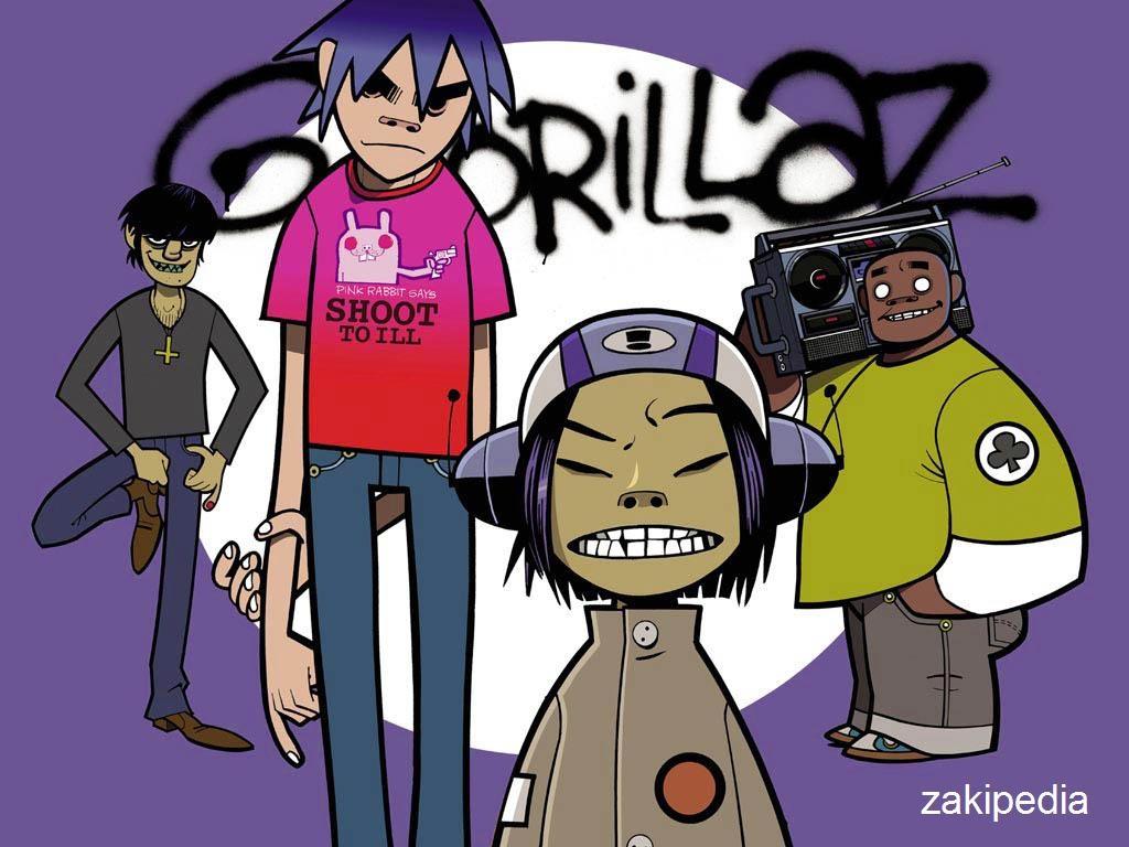 Kumpulan Gambar Kartun Anak Rapper Kolek Gambar
