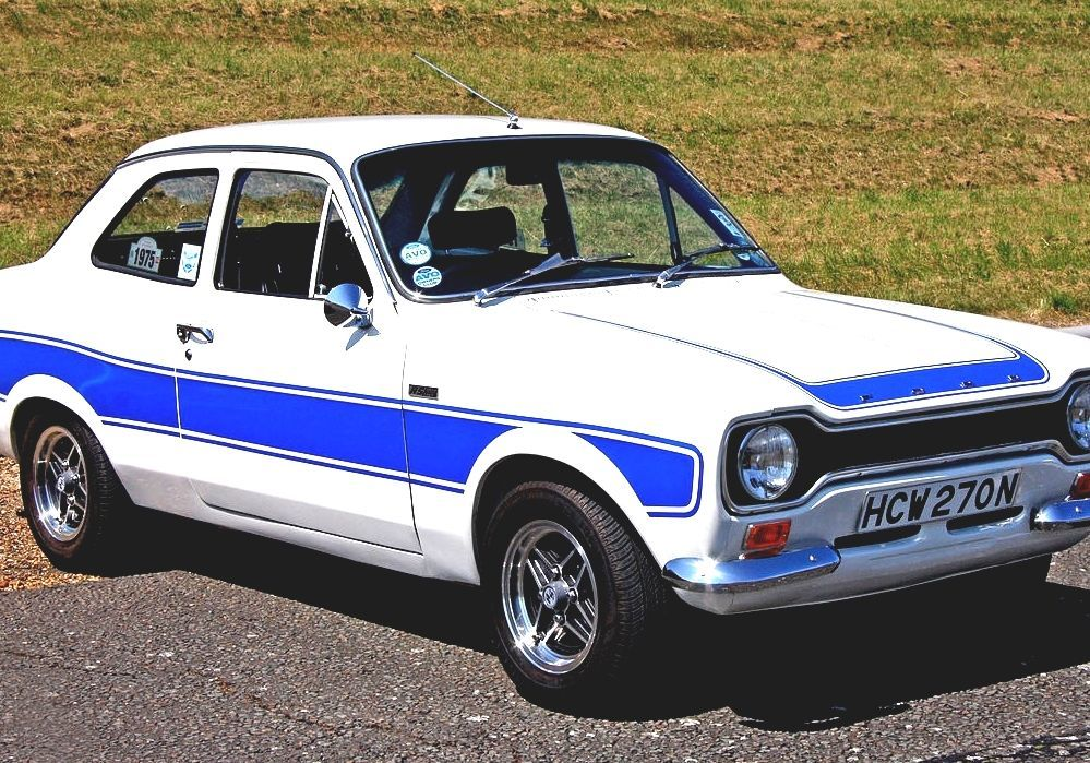 My Reference Ford Escort Europe Ford Escourt