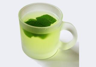 Peppermint Tea for pneumonia