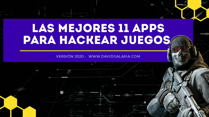 Las 11 mejores aplicaciones para hackear juegos android 2021