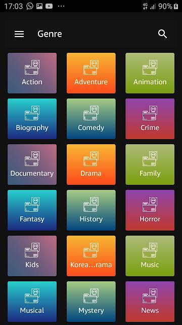 تنزيل Watch Movies & TV Series Free Streaming 6.2.0 - تطبيق البث المجاني لأفلام ومسلسلات لهواتف الاندرويد