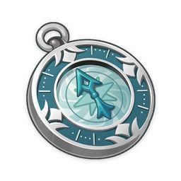Anemo treasure hunter compass