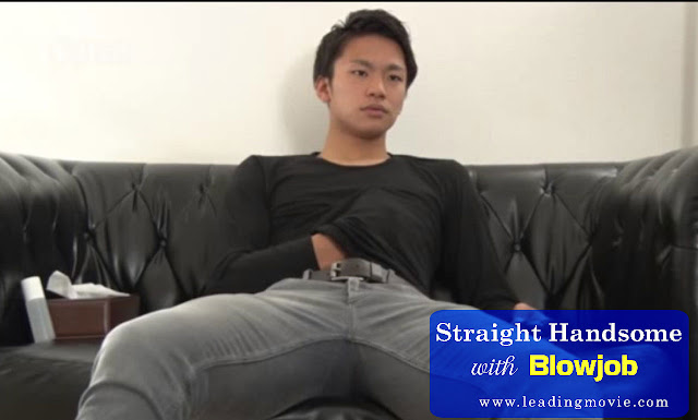 Straight Handsome Blowjob / Porn Gay Videos | MS05