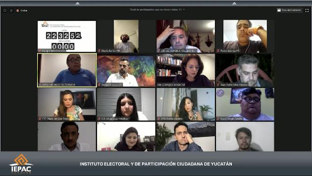 Revoca el IEPAC el registro de William Pérez Cabrera como candidato en Kanasín