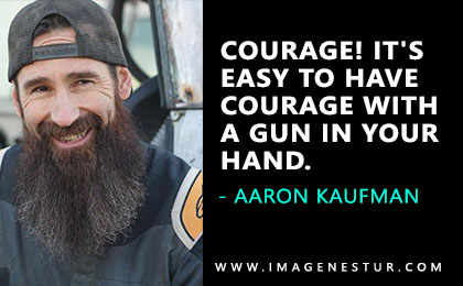 Here you get the most famous inspirational & motivational Aaron Kaufman Quotes and Aaron Kaufman Sayings and phrases with aesthetic quote images.