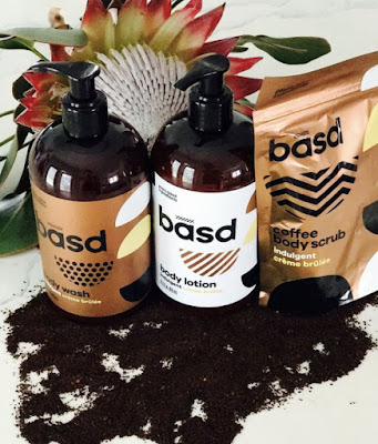 It s good to be naked with basd body care!
