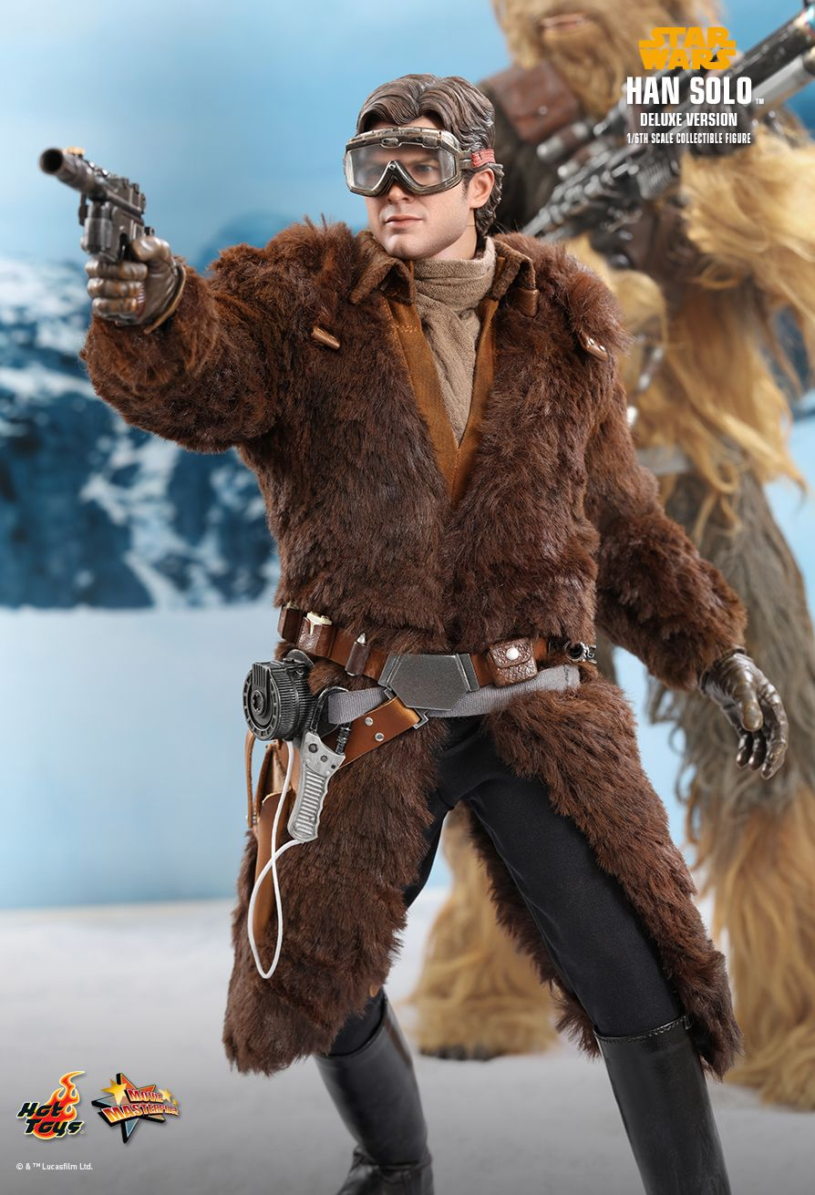 SOLO: A STAR WARS STORY - HAN SOLO (REGULAR & DX VERSIONS) 12