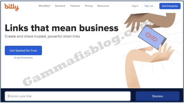 Cara Membuat Link URL Yang Panjang Menjadi Sangat Pendek