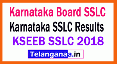 Karnataka SSLC Results 2019 Karnataka Board SSLC Results