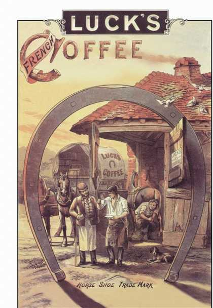 Vintage Coffee Ads ~ vintage everyday