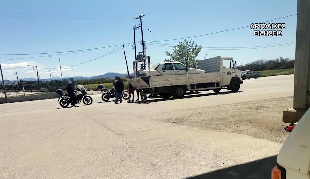 Η κακή συνεννόηση έφερε την επέμβαση της αστυνομίας στο Άργος