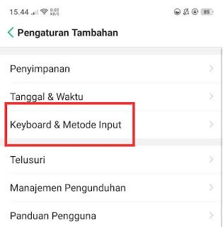 keyboard foto sendiri