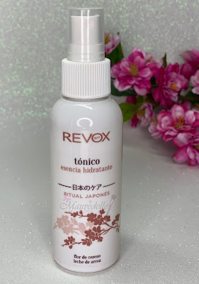 REVOX: el de Flor de Cerezo Ritual Japonés.
