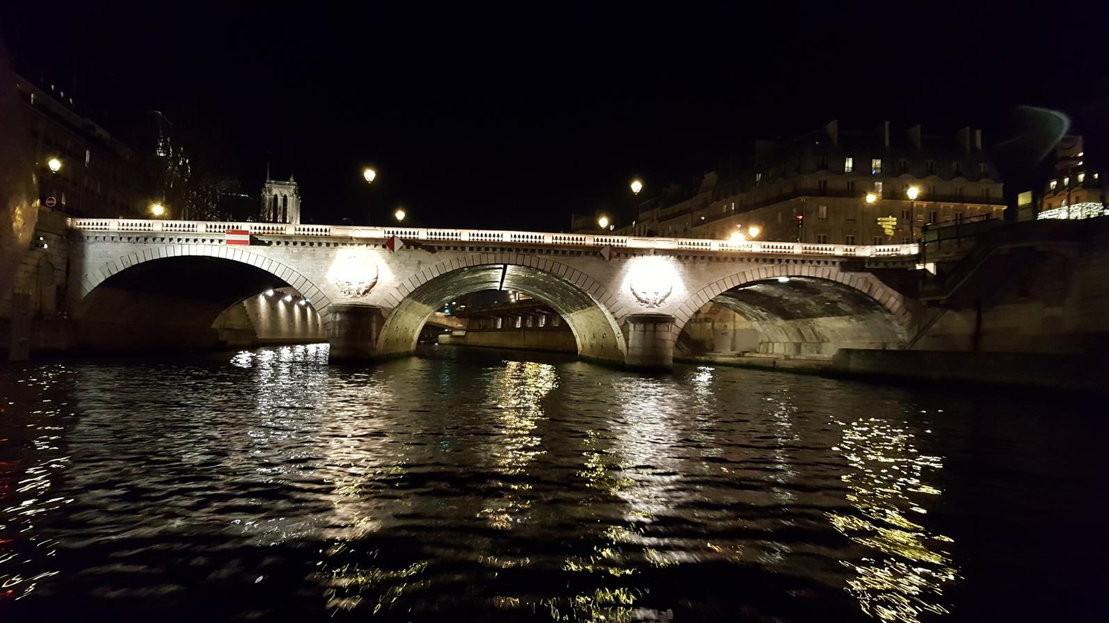 The Happy Pontist French Bridges 11 Pont Saint Michel Paris