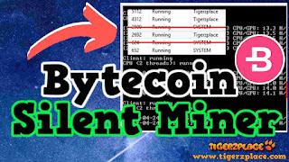 Bytecoin (BCN) Mining Silent Miner - 2019
