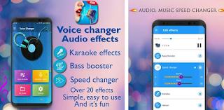 Aplikasi Pengubah Suara Saat Telepon