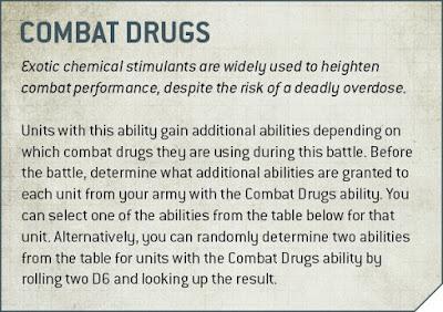 Drogas de combate Drukhari