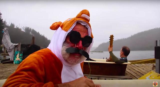 """""""No soy de aquí, ni soy de allá"""" llega en una nueva versión Chico Trujillo junto a Gipsy & His Combo"""