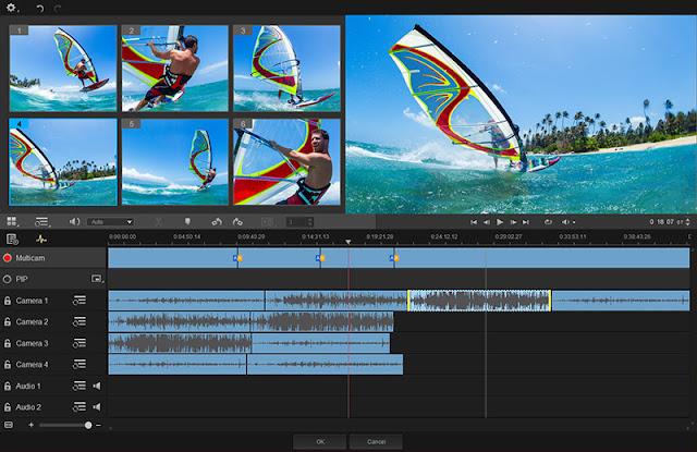 πρόγραμμα επεξεργασίας video-Corel VideoStudio Ultimate X9.5