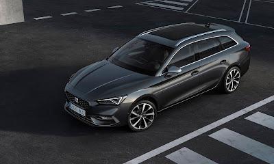 Máximo confort y practicidad en el nuevo SEAT León.
