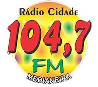 Rádio Cidade FM 104,7 de Medianeira PR