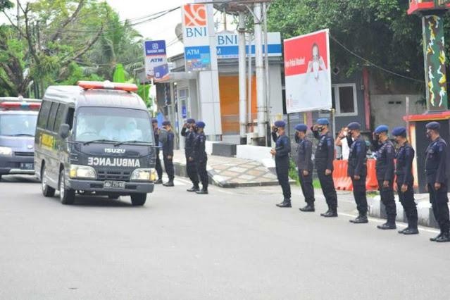 Komandan Brimob di Maluku Meninggal Setelah Divaksin, Polda: Korban Ternyata Positif Covid-19