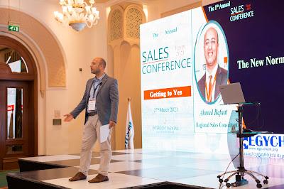 VIP Sales Speaker Keynote in Sales Event