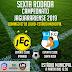 Sétima rodada do Campeonato Jaguarariense de Futebol 2019