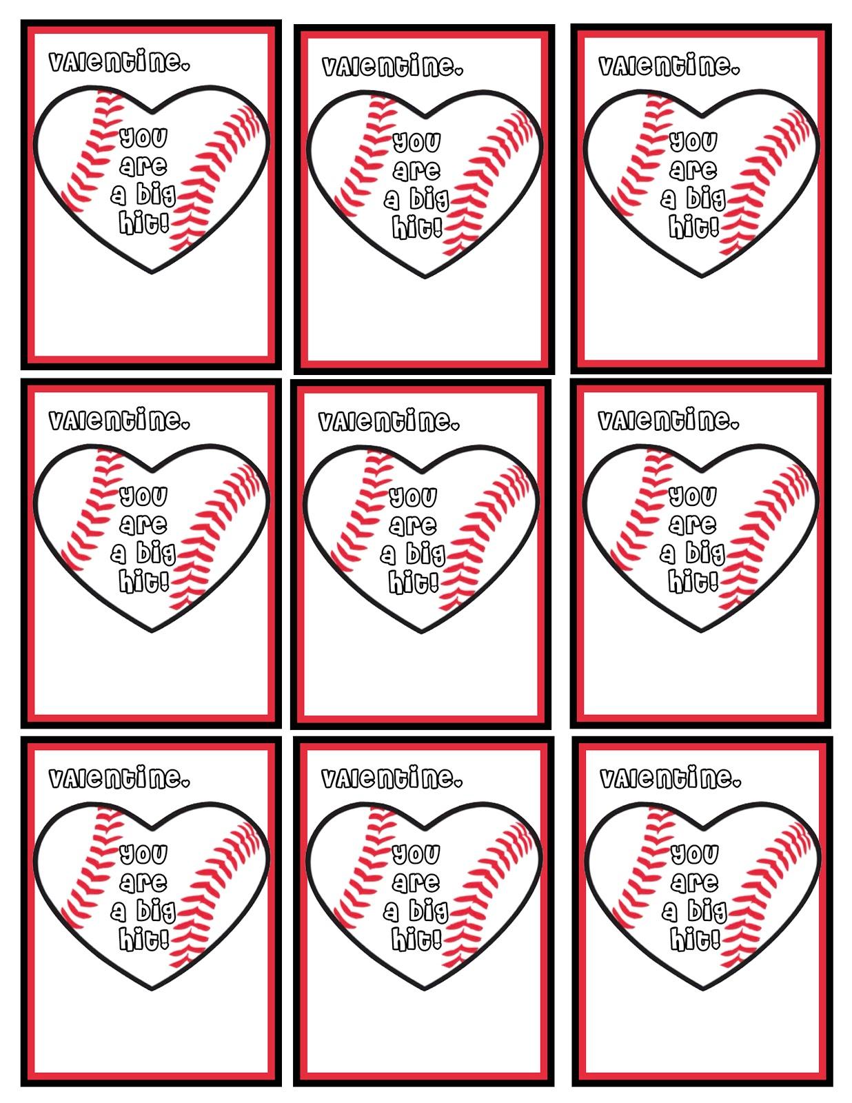 great last minute valentine card ideas free printables