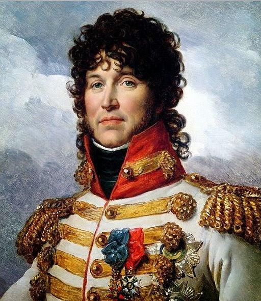 Joachim Murat by François Gérard, 1808