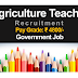 Don't miss the Agriculture Teacher Job in Delhi