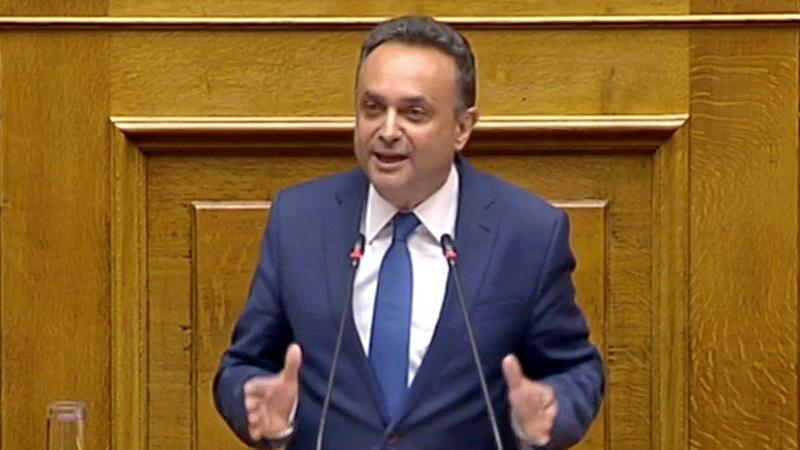 Παρέμβαση Κελέτση στη Βουλή για τα προβλήματα στο Αεροδρόμιο Αλεξανδρούπολης