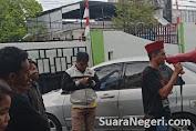 Rancunya Sidang Baperjakat, DPP OPM Geruduk Kantor Kemenag Sulsel
