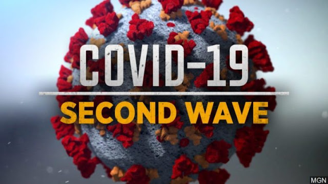Covid 19 second wave, India back at world No 3 in daily cases, reported 46,951