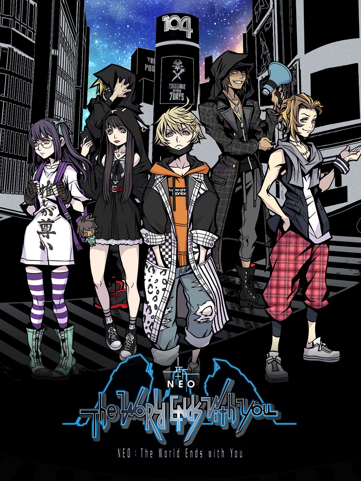Baixar NEO THE WORLD ENDS WITH YOU Torrent (PC)
