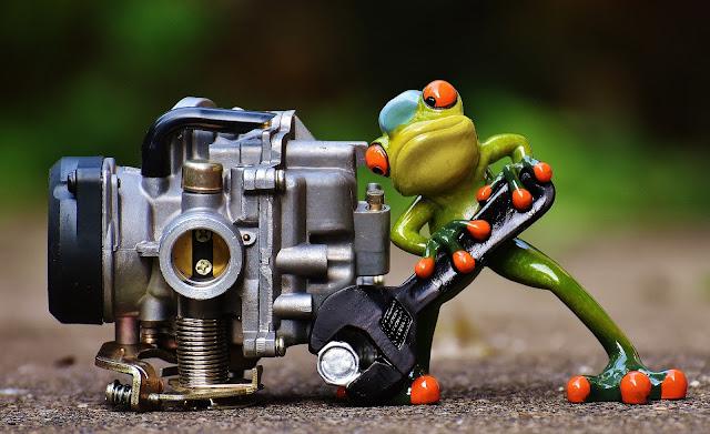 cara setting karburator Keihin PE,PJ,FCR & PWK - Yamaha