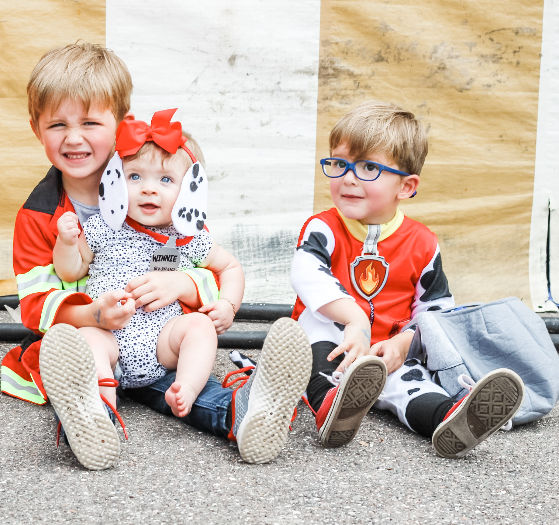 Easy Family Halloween Costumes for the Whole Family